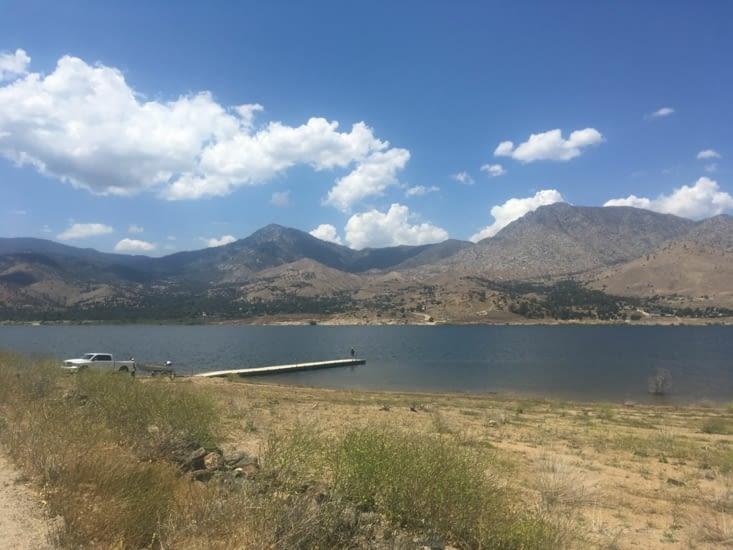 Isabella lake
