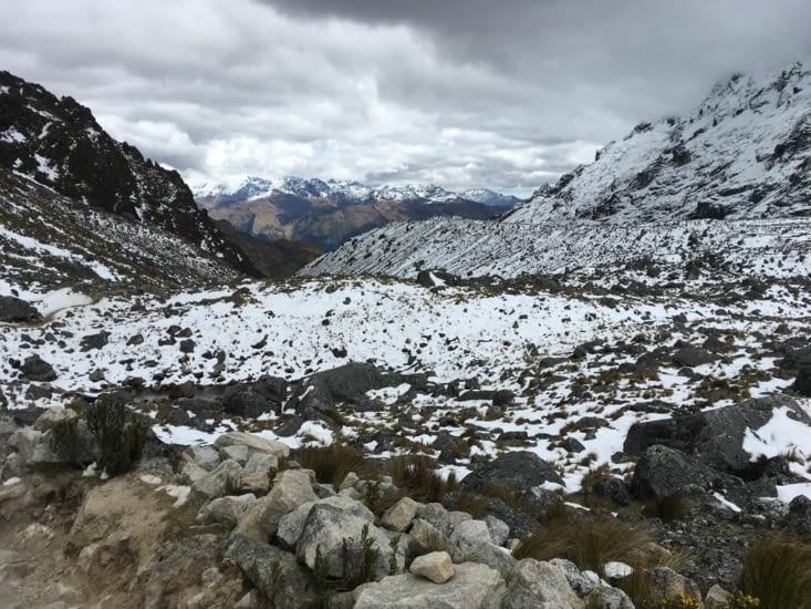 Montagne de Salkantay