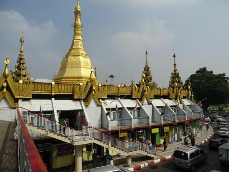 La (petite) pagode Sule