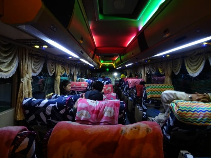 Le Midnight Express (en beaucoup plus confortable)