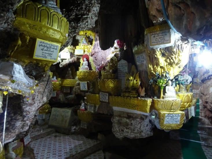 La cave de Buddha ou Buddha cave pour les plus bilingues d'entre vous