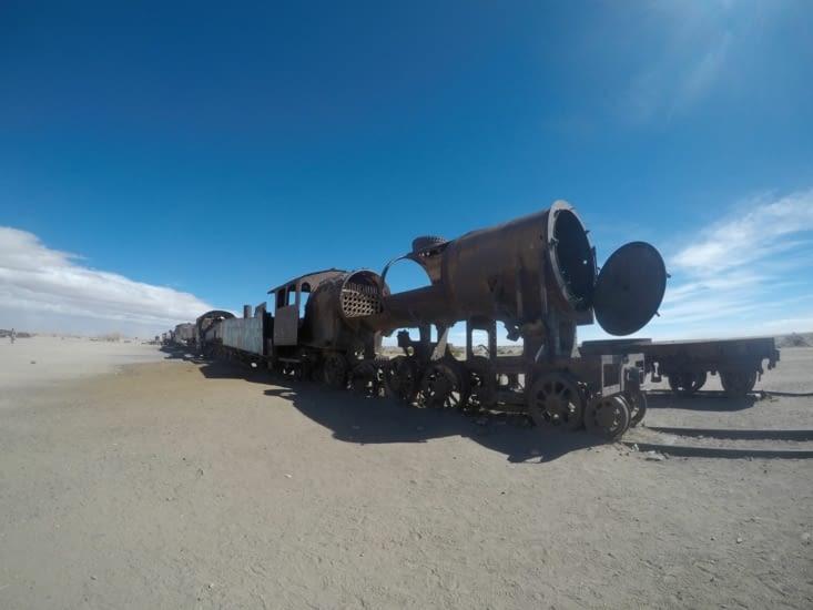 Après les cheminots en France, les trains boliviens font aussi la grève