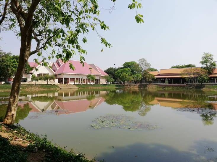 Musée archéologique de Phimai