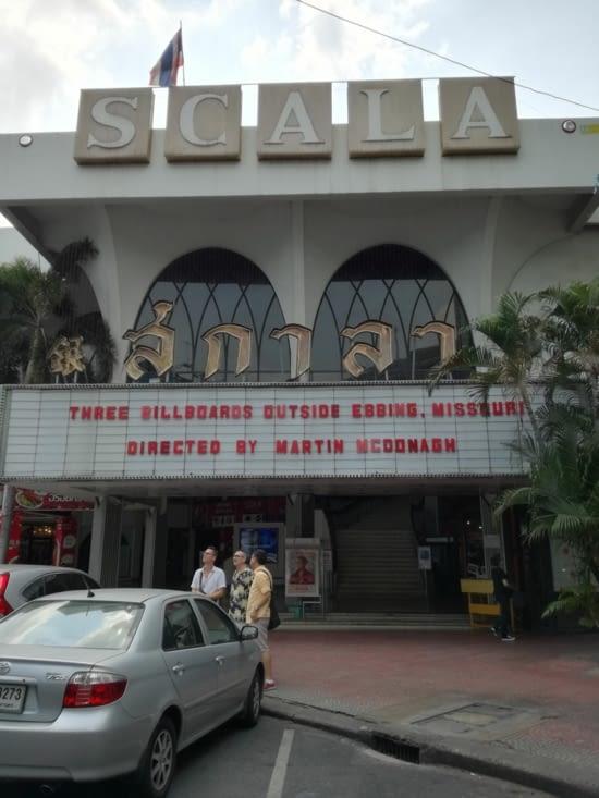 La Scala - ancien cinéma