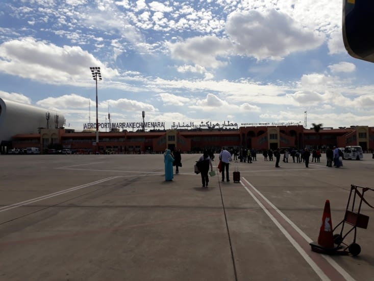 Blog de voyage au Maroc - Jour 1 - Marrakech / Ait Ben Haddou
