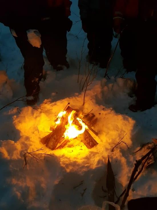 Le feu !!!!!!
