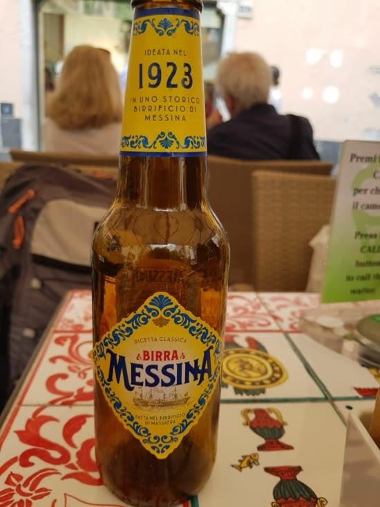 biere sicilienne