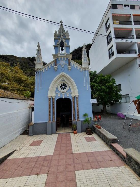 chapelle garachico
