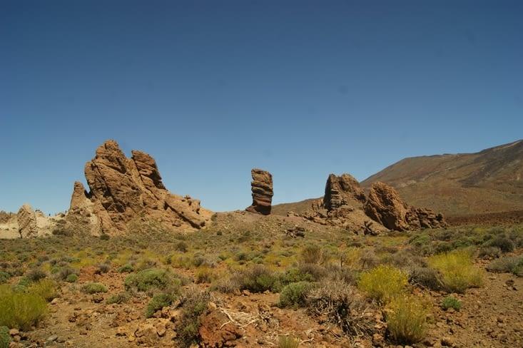 Los Roques de Garcia