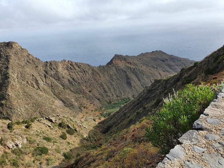 les vallées de la GOMERA