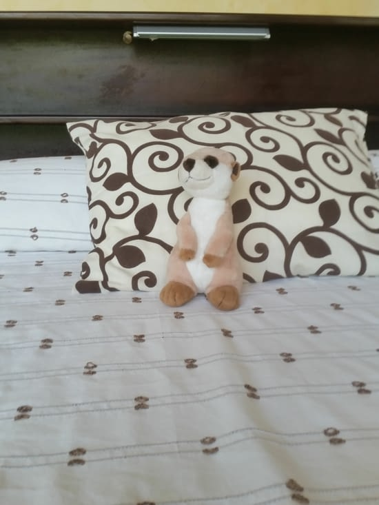 Pret à dormir !