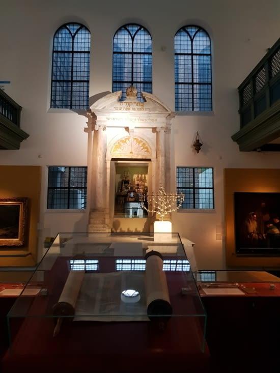 Nouvelle Synagogue et Musée Juif