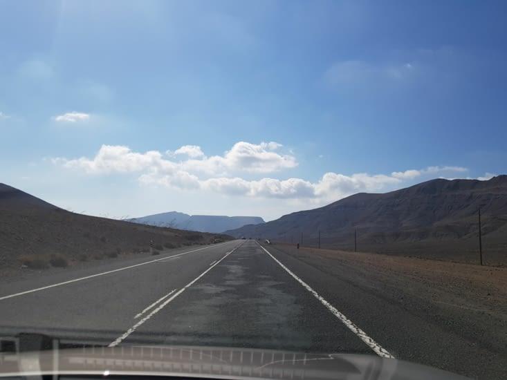 On the road again ( Merci frérot!)