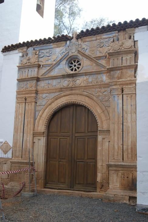 Eglise de Pajara