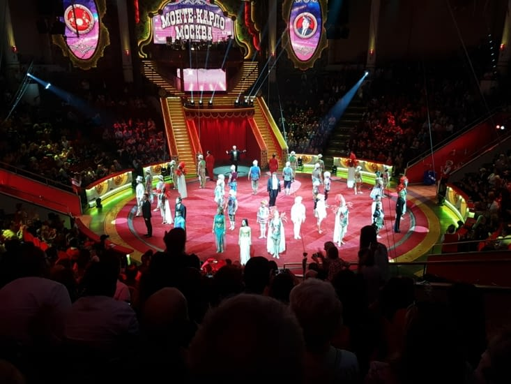 Cirque de Moscou