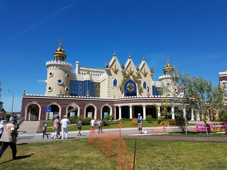 Le Palais des Marionnettes