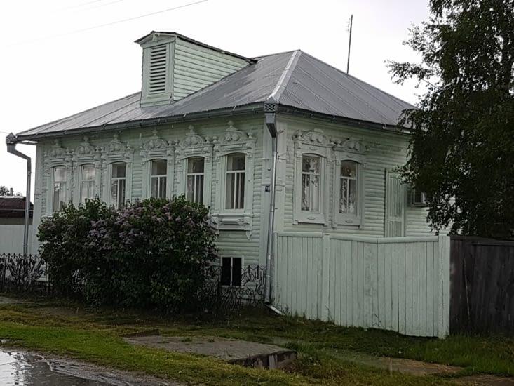 Maison Russe, de la famille à Raspoutine