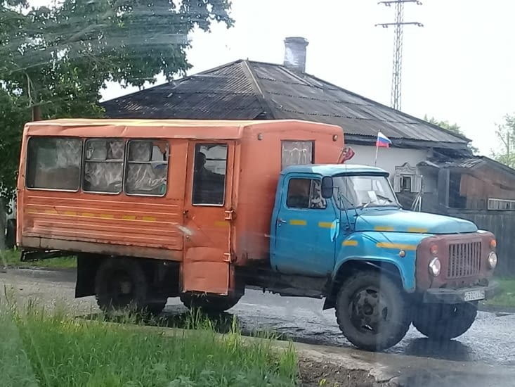 Bus toujours en circulation
