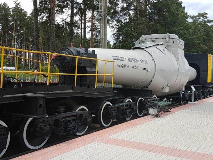 Le transport de fer liquide!