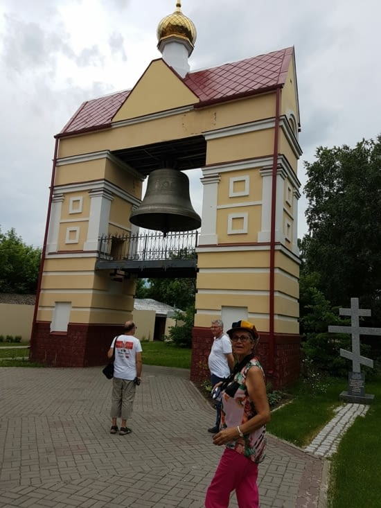 La cloche de l'eglise