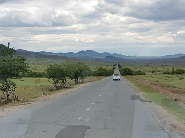 Etat des bonnes routes!
