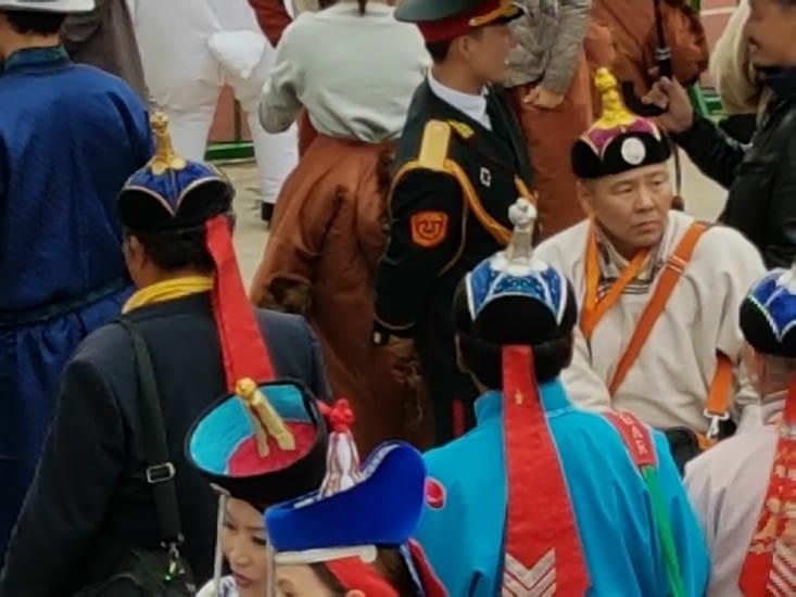 Costumes traditionnels des hommes