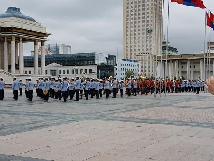 Orchestre de la parade