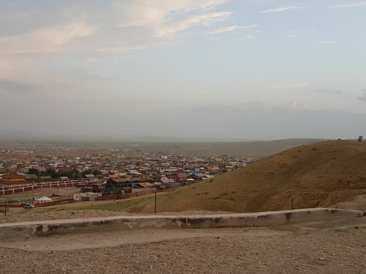 Le desert de Gobi