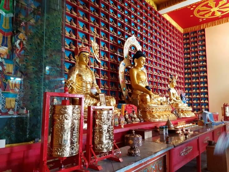 Intérieur du monastere