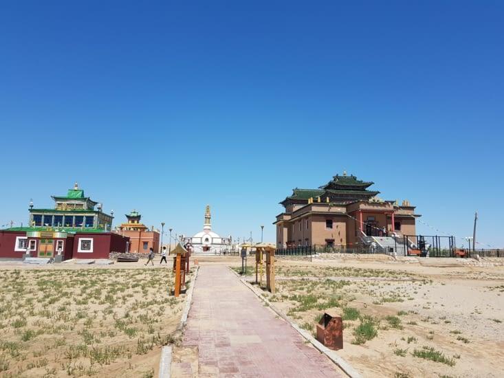 Le Monastère Boudhiste
