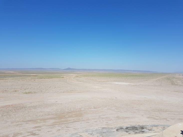 Photo du desert