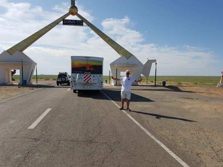 On quitte la Mongolie