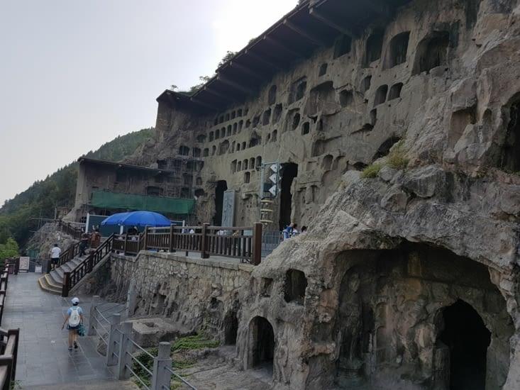 Les grottes suite