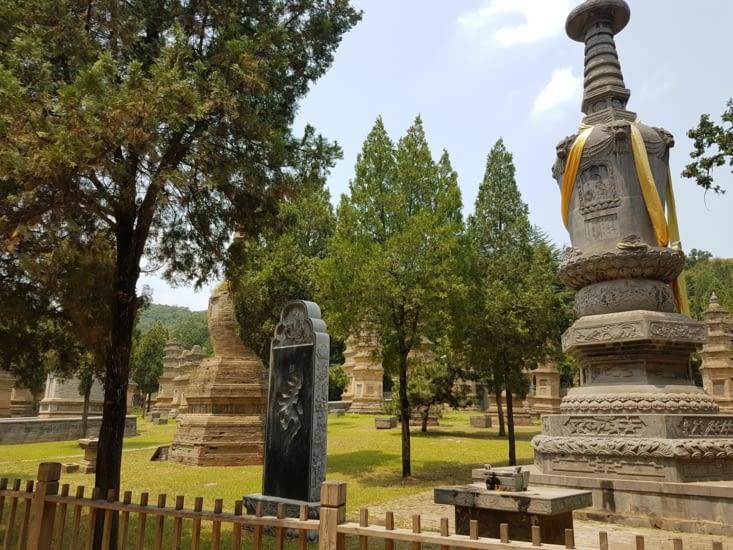 Le cimetière des grands moines depuis 29 generations