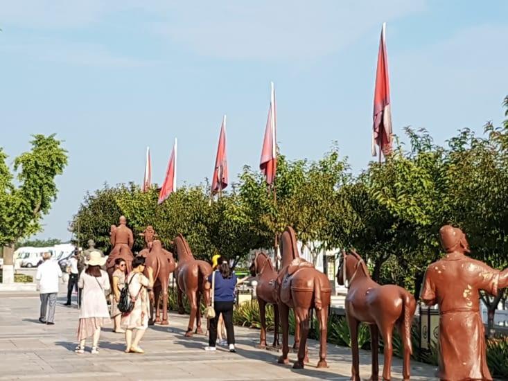 XI'AN: la ville du départ de la route de la soie