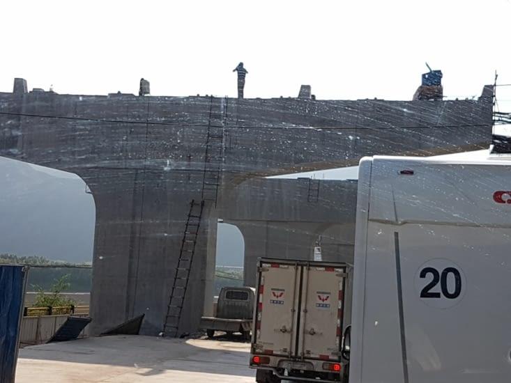 Sécurité du chantier?