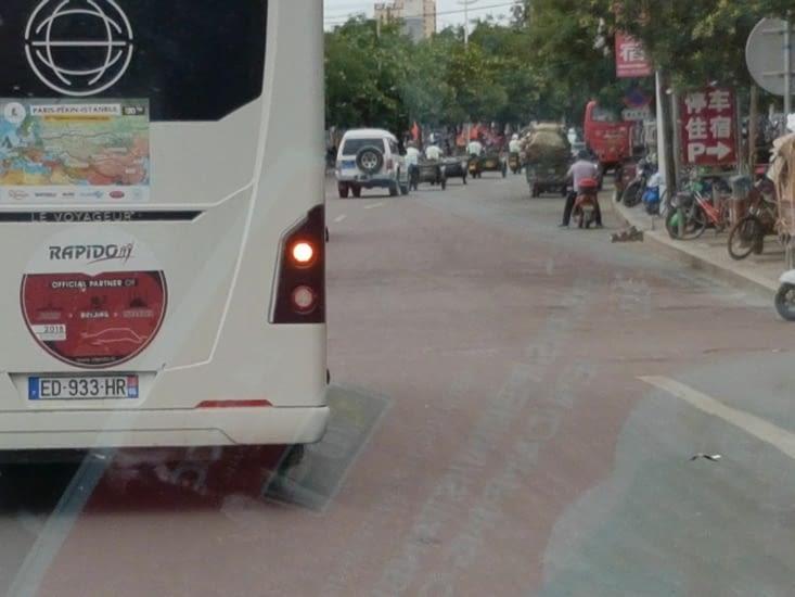 Départ en convoi