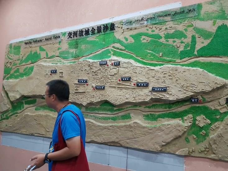 Le plan de Jiaoche