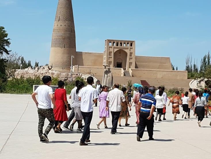 Visite Mosquée Imin