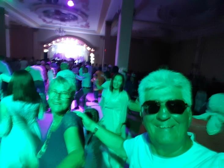 Toujours à danser!
