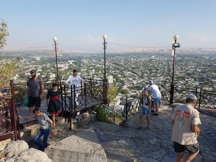 Autre vue depuis le sommet