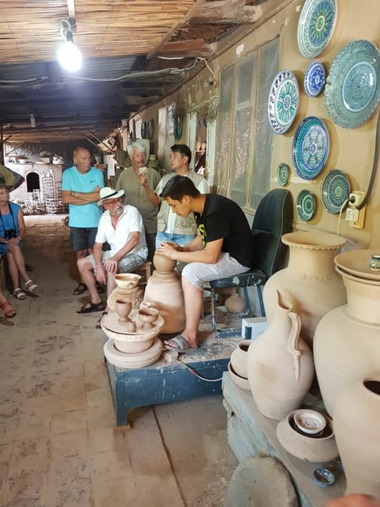 Atelier de ceramique
