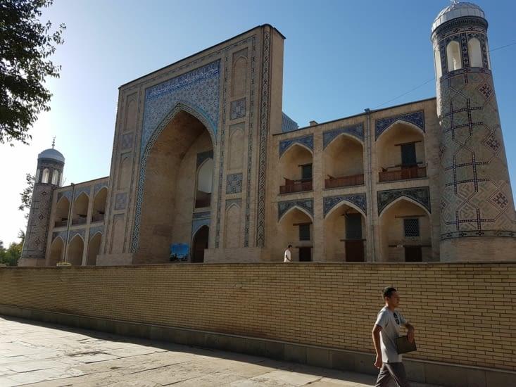 La mosquée de Tachkent