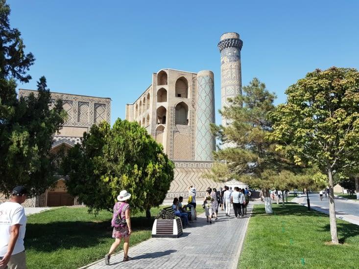 Mosquee de BIBI KHANUM