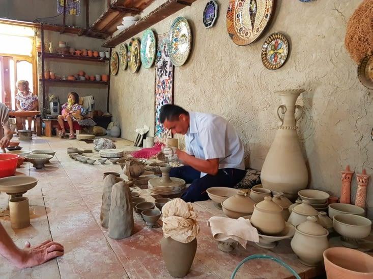 Atelier de ceramique 1000 ans de savoir faire!