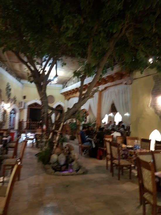Notre restaurant du soir