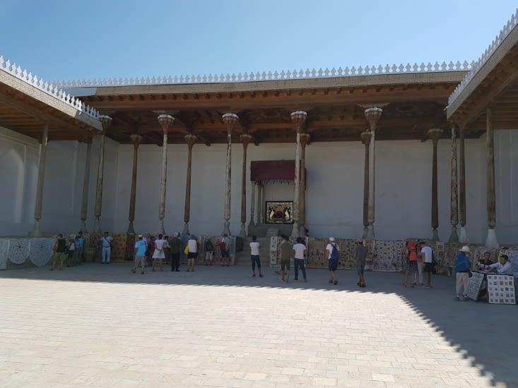 Salle de reception de l'Emir