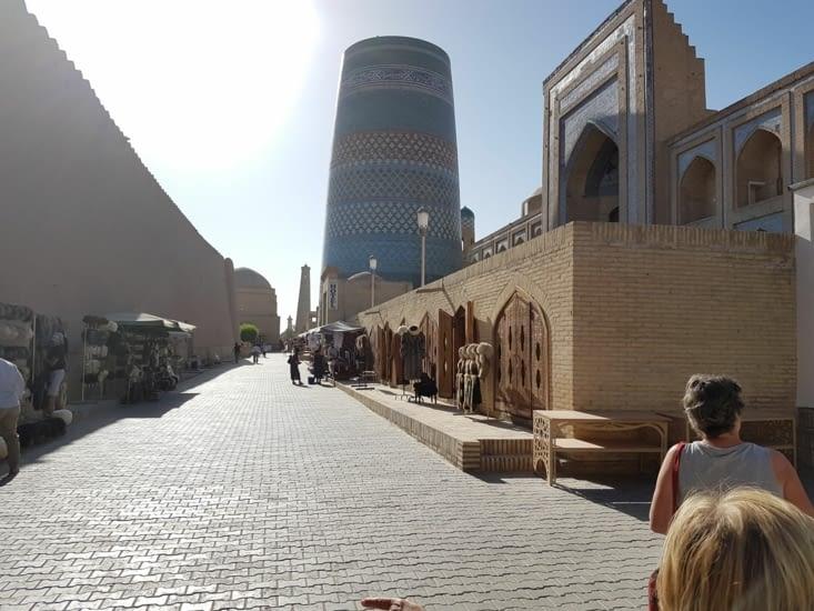 Le minaret inachevé