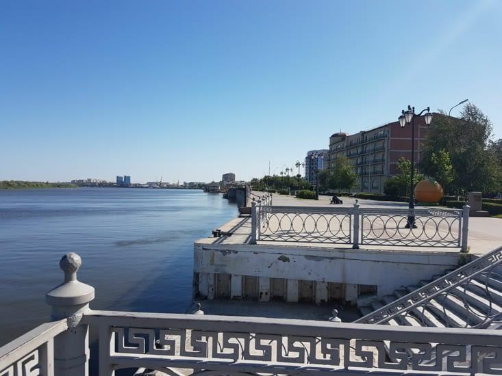 Bord de la Volga