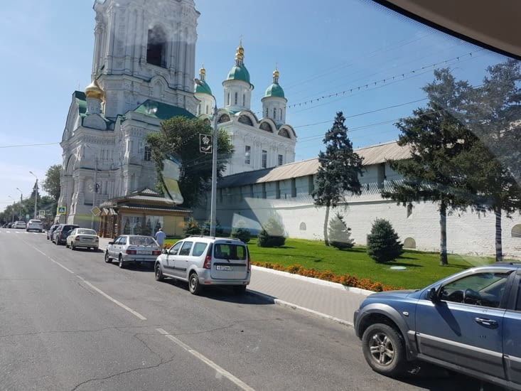 Extérieur du Kremlin